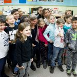 Tekenen, spelen, zingen en leren… mijn verhaal over blind zijn in het 2de leerjaar